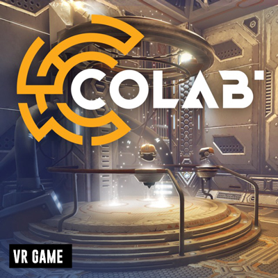 Animation for COLAB - VR GAME